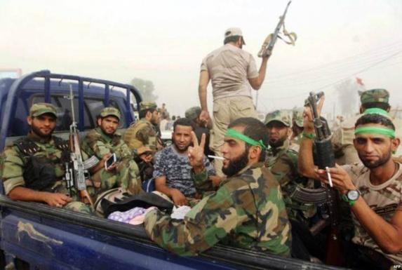در آستانه توافق اتمی با قدرتهای بزرگ ایران چهار هزار پاسدار برای جنگ به عراق می فرستد