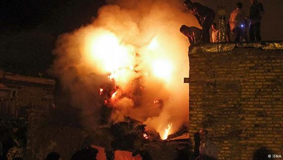 انفجار در ذوبآهن اصفهان سه کشته برجا گذاشت