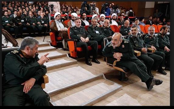اظهارات متناقض مسئولان سپاه درباره بازدید از مراکز نظامی
