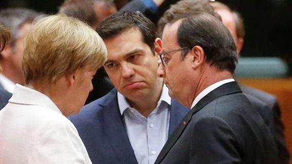 حوزه یورو بر سر کمک به یونان به توافق رسید