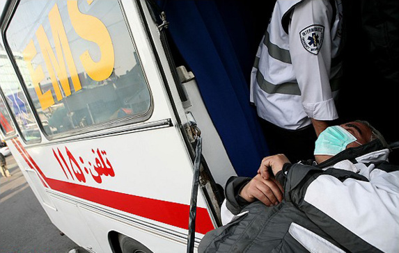 مسمومیت مجدد دهها تن از مسافران سعودی و بحرینی در مشهد