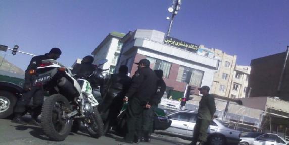 تخریب نمازخانه اهل سنت واقع در پونک تهران