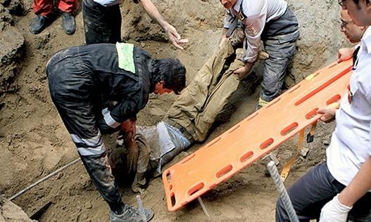حوادث شغلی جان ۶۸ تن را در تهران گرفته است