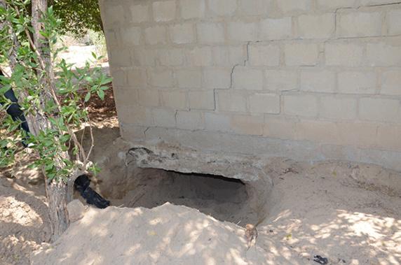 گزارش تصویری همراه با ویدئوی کشف ومصادره تسلیحات و مواد منفجره ایرانی در کویت