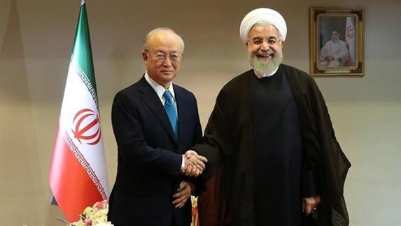 بازرسی از پارچین توسط خود ایران انجام میشود