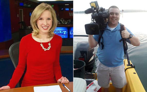 قتل دو خبرنگار در ویرجینیای آمریکا در جریان پخش زنده تلویزیونی