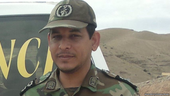 کشته شدن یک فرمانده سپاه پاسداران ایرانی در سوریه