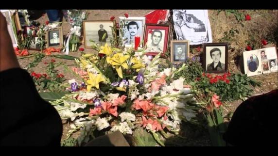 ماموران امنیتی از مراسم یادبود اعدامشدگان ۶۷ در خاوران جلوگیری کردند