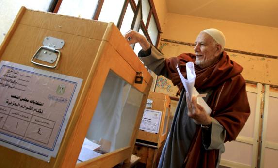 برگزاری انتخابات پارلمانی مصر در پاییز امسال