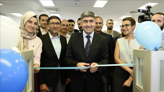 بخش فارسی و دفتر تهران خبرگزاری آناتولی رسما آغاز به کار کرد.
