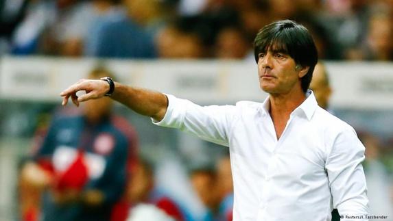 یواخیم لوو، سرمربی تیم ملی فوتبال آلمان