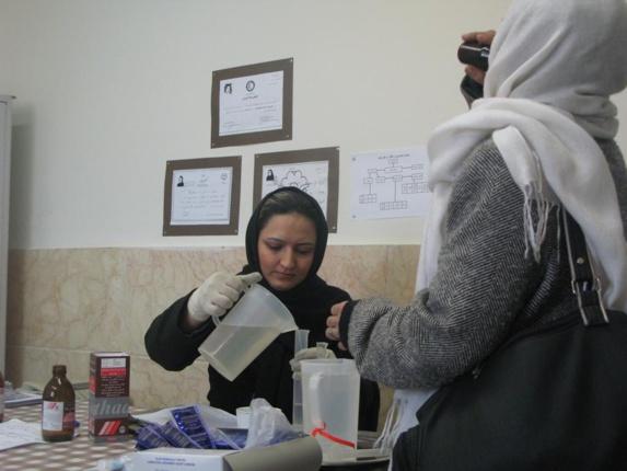 افزایش مرگ و میر زنان معتاد در ایران