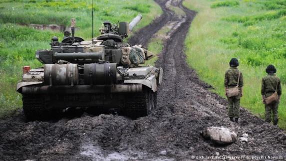 استقرار تانکهای پیشرفته روسی در لاذقیه؛ مسکو در پی چیست؟