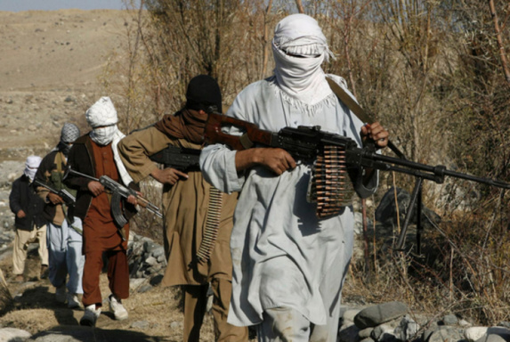 سقوط شهر قندوز افغانستان بدست طالبان