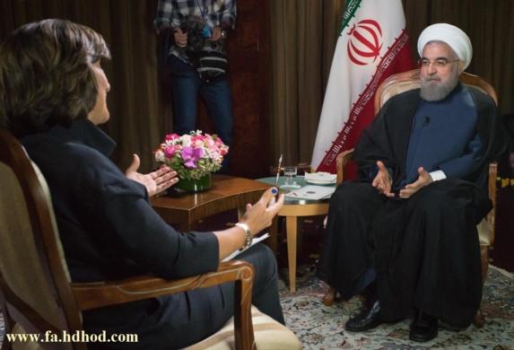 اعتراف روحانی به گروگانگیری برای آزادی جاسوسان ایرانی در امریکا