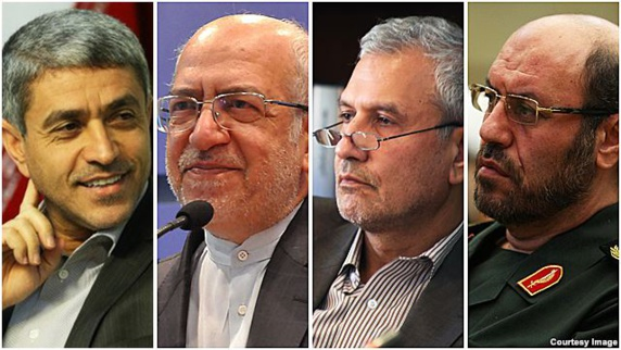 اختلاف در دولت یازدهم بر سر نامه اقتصادی چهار وزیر به حسن روحانی