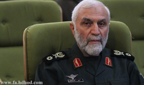 کشته شدن سرتیپ حسین همدانی یکی از فرماندهان ارشد سپاه پاسداران در سوریه