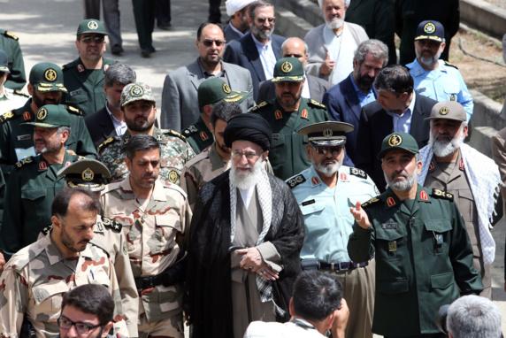 تهدید موشکی فرمانده هوا فضای سپاه پاسداران همزمان با گسیل هزاران سرباز ایرانی به سوریه