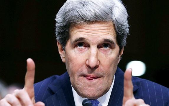 """کری: مذاکرات وین بهترین فرصت برای پایان """"وحشت بی وقفه"""" در سوریه است"""