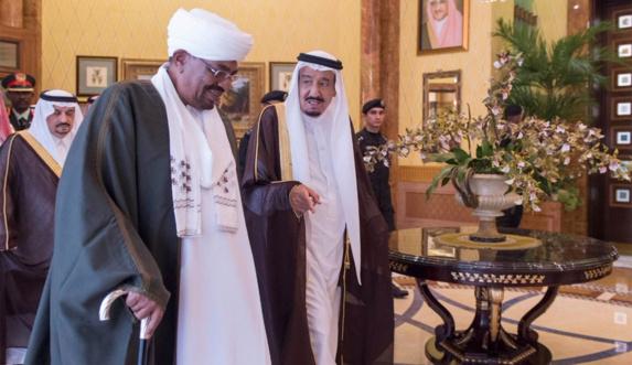 عربستان سعودی و سودان چهار توافق نامه همکاری اقتصادی امضا کردند
