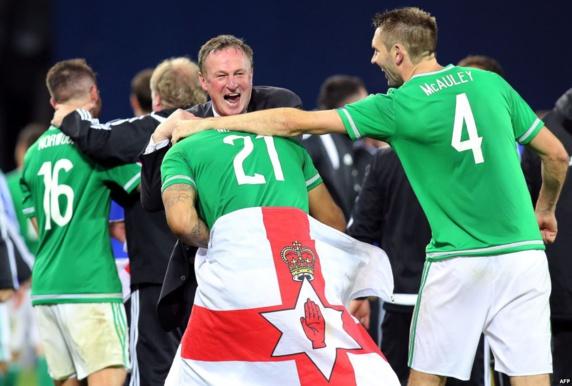 ولز، ایسلند و ایرلند شمالی پس از ۵۷ سال در جام ملتهای اروپا