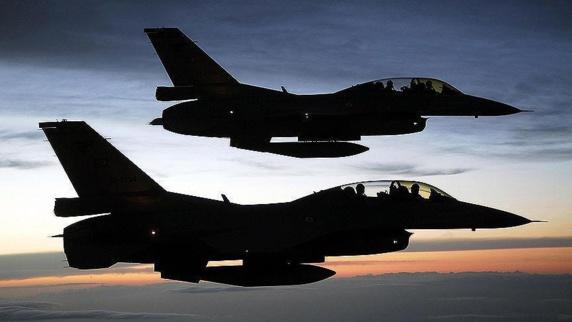 جنگنده های یونان حریم هوایی ترکیه را نقض کردند