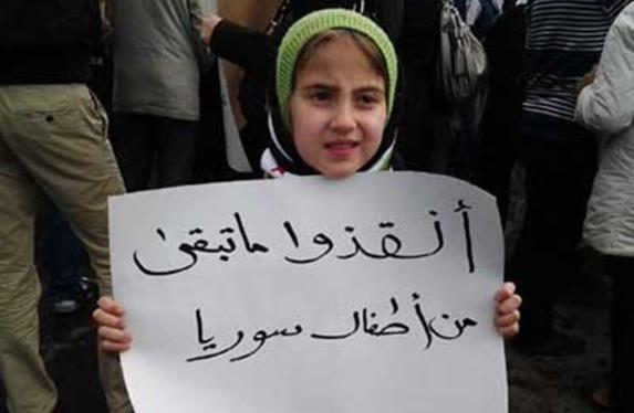 تحقیقات نگران کننده از تأثیرات منفی جنگ و بحران روحی نزد کودکان  سوریه