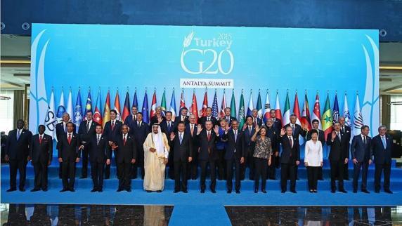 نشست جی 20 در باره مبارزه علیه تروریسم آغاز شد