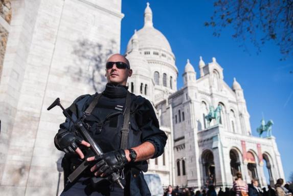 سه نفر در فرانسه در ارتباط با حمله تروریتی پاریس بازداشت شدند