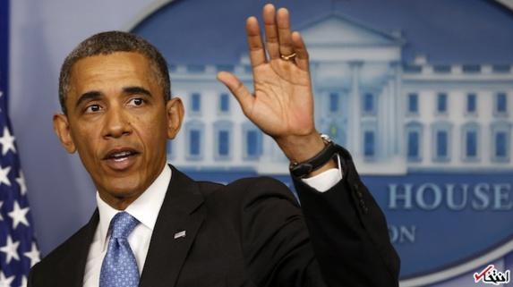 اوباما: روسيه و ايران بايد ميان رژیم اسد و حفظ سوريه يکی را انتخاب کنند