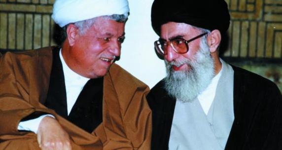 کاندیداتوری رفسنجانی، «دوئل تمام عیار» با خامنهای
