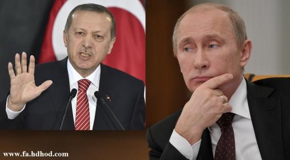 تنش بین روسیه و ترکیه ادامه دارد؛ تیرگی روابط اقتصادی در سایه بحران نظامی