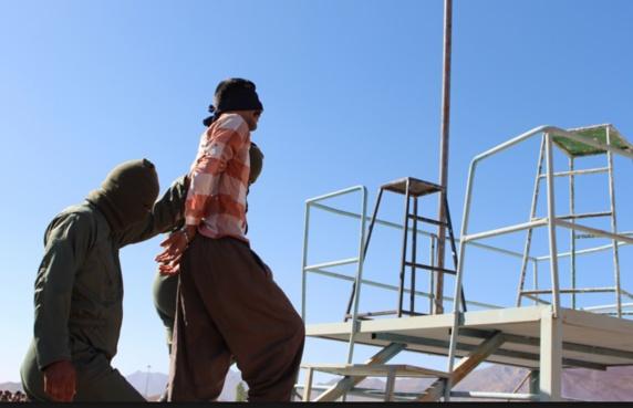 اعدام دو زندانی در بلوچستان ایران