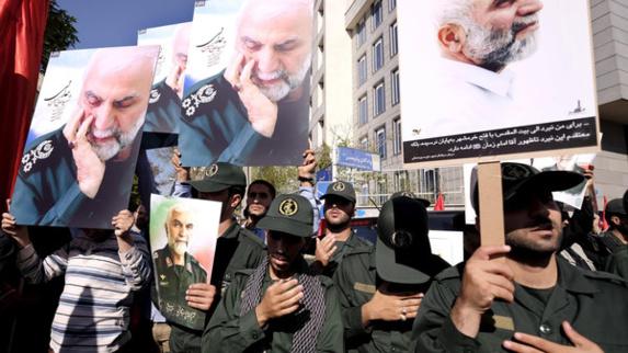 تلفات رژیم ایران در سوریه طی ماه جاری از مرز۵۰۰ تن گذشت
