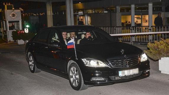 سفیر روسیه در آنکارا به وزارت امور خارجه ترکیه احضار شد