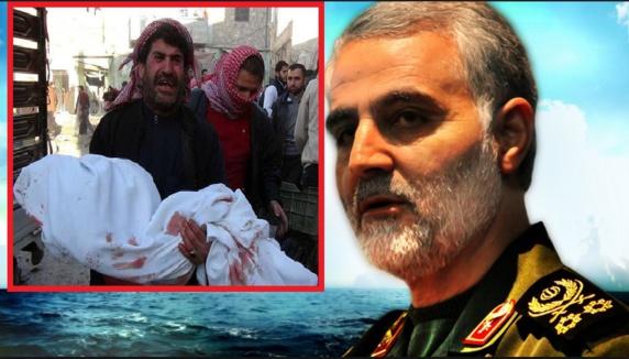 بالا گرفتن احتمال مرگ قاسم سلیمانی فرماند زخمی سپاه قدس