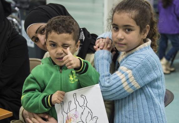 نخستین گروه پناهجویان سوری وارد کانادا شد