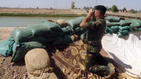 آمریکا حمله داعش به پادگان بعشیقه در موصل عراق را محکوم کرد