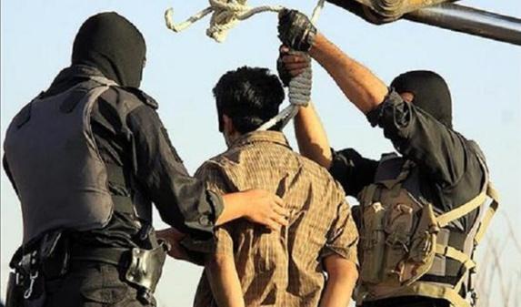 پدیده اعدام زندانیان سیاسی کرد در ایران