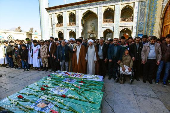 هفت نظامی دیگر ایران در سوریه کشته شدند