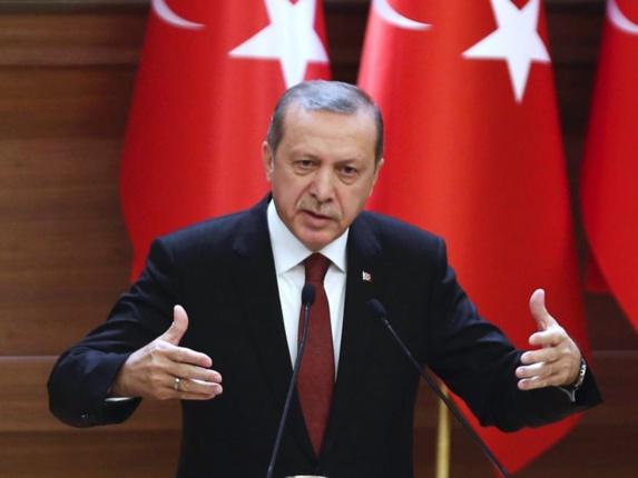 اردوغان: ایران سعی می کند فتیله روند خطرناک جدیدی را روشن کند