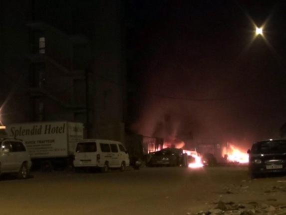 انفجار و گروگانگیری در هتل گردشگران غربی در بورکینافاسو