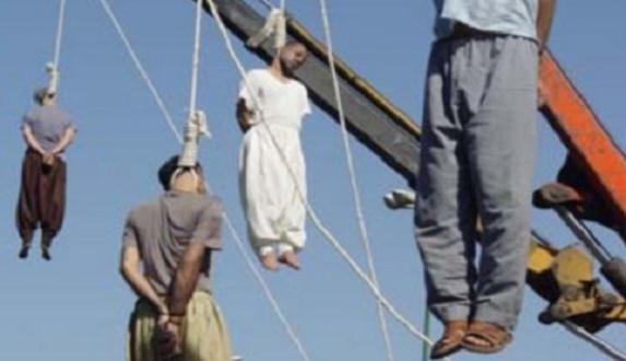 انتقال دوازده محکوم به اعدام به انفرادی در زندان رجایی شهر