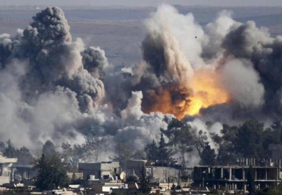 حملات جنگندههای روسیه در سوریه 16 کشته برجای گذاشت
