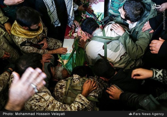 کشته شدن یک ژنرال ایرانی در سوریه
