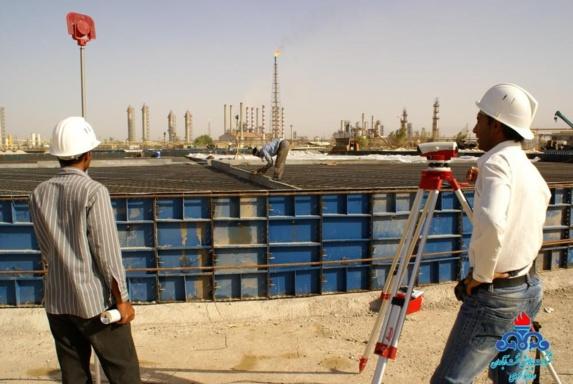 بیکاری 150 نیروی بومی هدیه وزیر نفت به خوزستانیها(الاحواز)