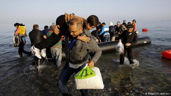 کاهش شمار پناهجویانی که از ترکیه به اروپا میروند