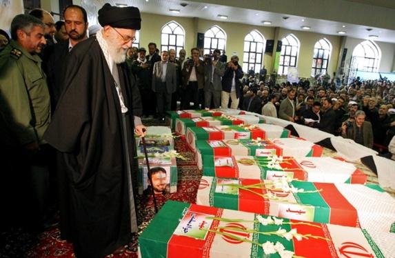 یک مقام دانشگاه تهران میگوید تاکنون چهل دانشجوی ایرانی در سوریه کشته شده اند