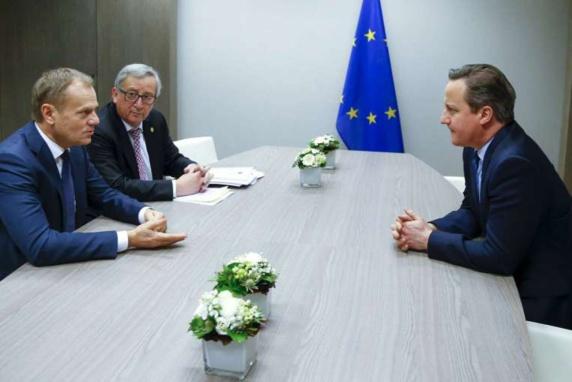 سران اتحادیه اروپا و ترکیه برای مذاکره در مورد مهاجران دیدار میکنند