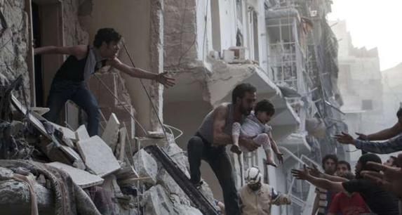 ابراز نگرانی آمریکا از حملات رژیم سوریه به شهروندان غیرنظامی
